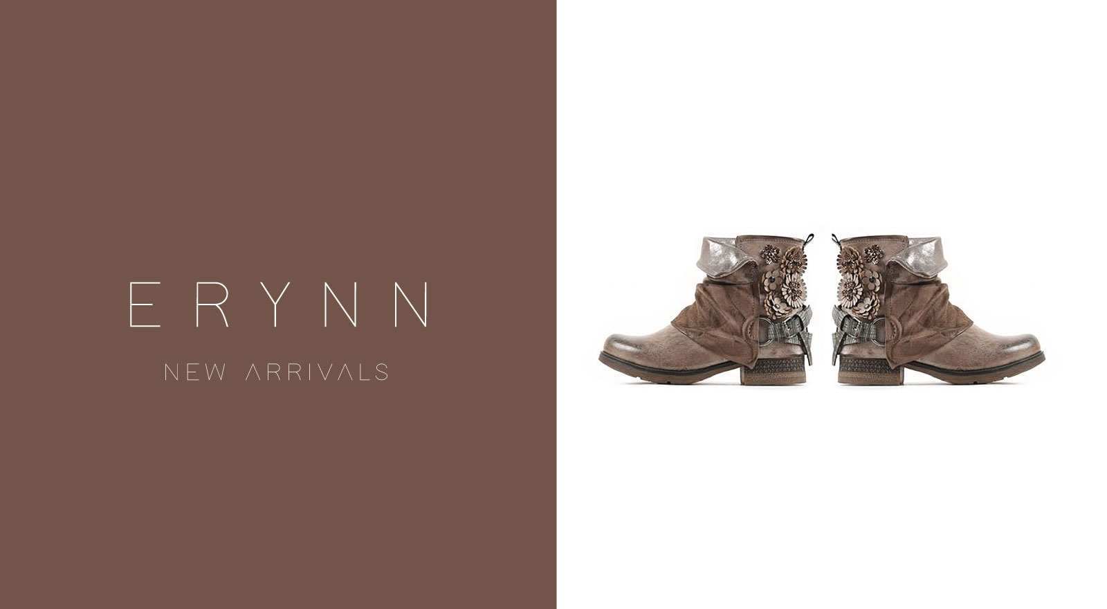 ERYNN Shoes New Arrivals